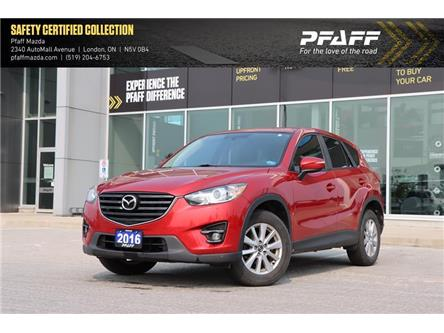 2016 Mazda CX-5 GS (Stk: LM9327A) in London - Image 1 of 7