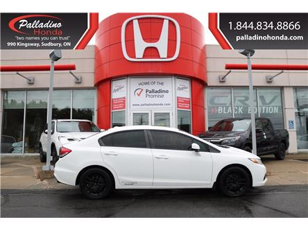 2013 Honda Civic Si (Stk: BC0057A) in Greater Sudbury - Image 1 of 28