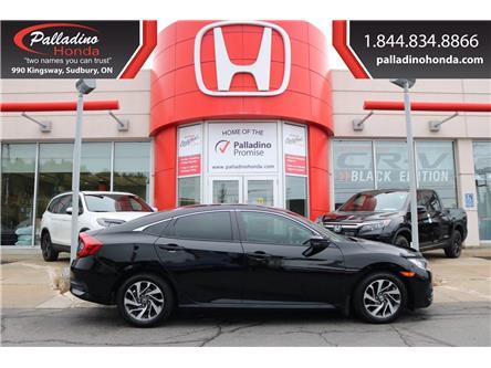 2018 Honda Civic EX (Stk: U9726) in Greater Sudbury - Image 1 of 29
