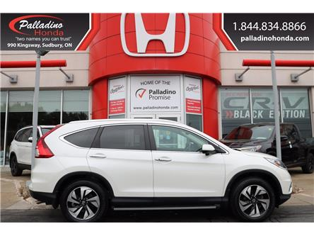 2016 Honda CR-V Touring (Stk: U9727) in Greater Sudbury - Image 1 of 34