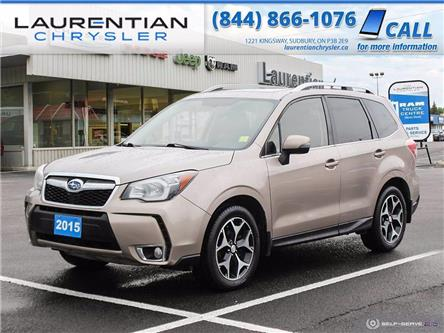 2015 Subaru Forester 2.0XT Touring (Stk: 20458A) in Sudbury - Image 1 of 27