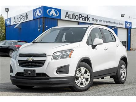 2014 Chevrolet Trax LS (Stk: 14-72085T) in Georgetown - Image 1 of 17
