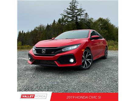 2019 Honda Civic Si  (Stk: ) in Woodstock - Image 1 of 6
