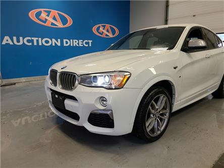 2018 BMW X4 M40i (Stk: W64009) in Lower Sackville - Image 1 of 16