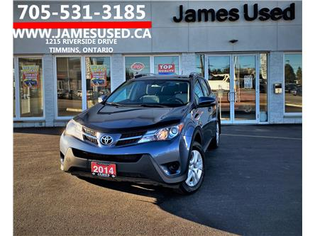 2014 Toyota RAV4 LE (Stk: N20416A) in Timmins - Image 1 of 14