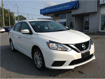 2017 Nissan Sentra 1.8 SV (Stk: 200970) in Kingston - Image 1 of 23