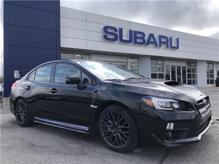 2017 Subaru WRX STI Sport (Stk: P744) in Newmarket - Image 1 of 6
