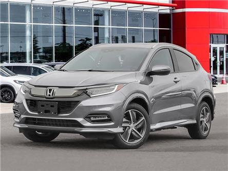 2019 Honda HR-V Touring (Stk: 9110730) in Brampton - Image 1 of 22