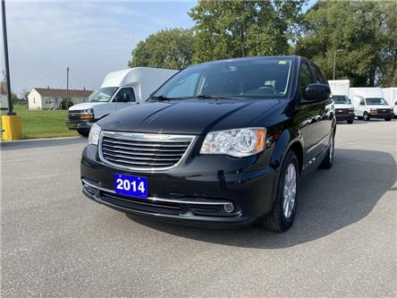 2014 Chrysler Town & Country Touring (Stk: 20-0694A) in LaSalle - Image 1 of 22