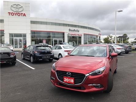 2018 Mazda Mazda3 Sport GT (Stk: 210032A) in Whitchurch-Stouffville - Image 1 of 17