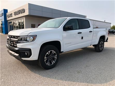 2021 Chevrolet Colorado Z71 (Stk: TC2759) in Stratford - Image 1 of 2