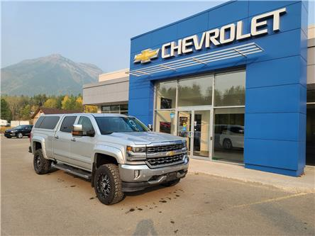 2016 Chevrolet Silverado 1500  (Stk: 13695L) in Fernie - Image 1 of 11