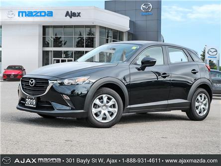 2019 Mazda CX-3 GX (Stk: 19-1046) in Ajax - Image 1 of 26
