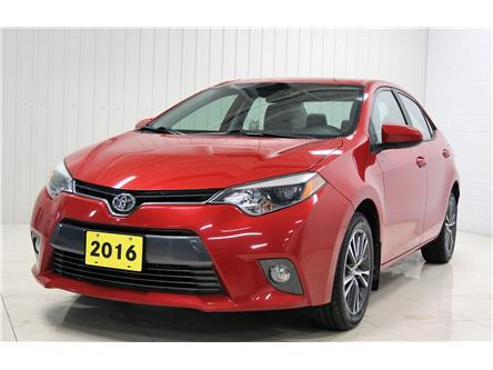 2016 Toyota Corolla LE (Stk: P5968) in Sault Ste. Marie - Image 1 of 18