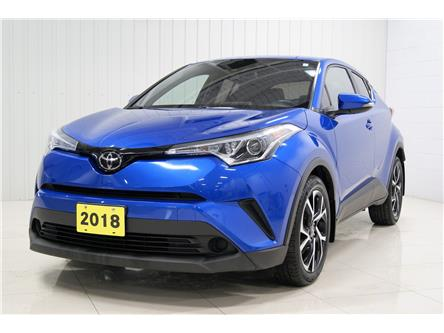 2018 Toyota C-HR XLE (Stk: T20266B) in Sault Ste. Marie - Image 1 of 15