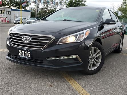 2016 Hyundai Sonata GLS Special Edition (Stk: 5493) in Mississauga - Image 1 of 29