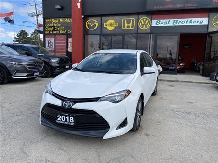 2018 Toyota Corolla LE (Stk: 083941) in Toronto - Image 1 of 15