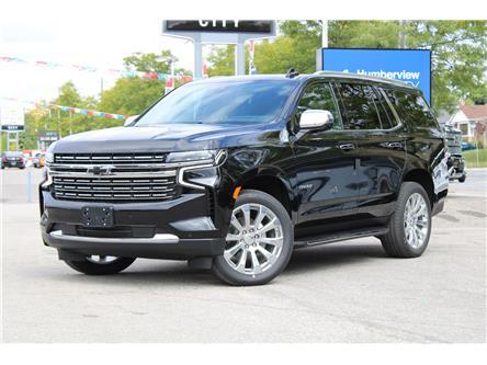 2021 Chevrolet Tahoe Premier (Stk: 3151331) in Toronto - Image 1 of 43