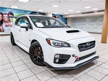 2015 Subaru WRX Sport Package (Stk: 200291B) in Calgary - Image 1 of 22