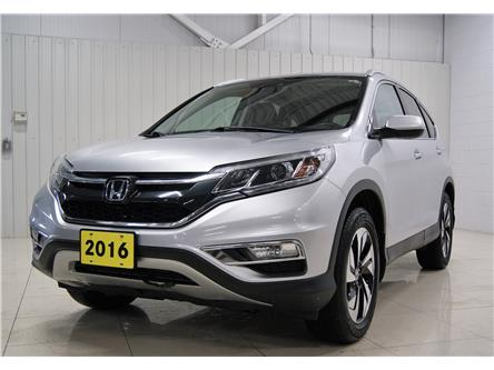 2016 Honda CR-V Touring (Stk: P5973) in Sault Ste. Marie - Image 1 of 19