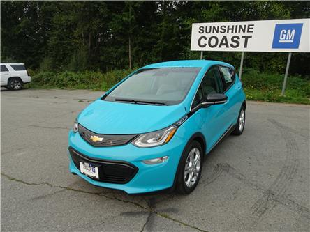 2020 Chevrolet Bolt EV LT (Stk: EL125744) in Sechelt - Image 1 of 17