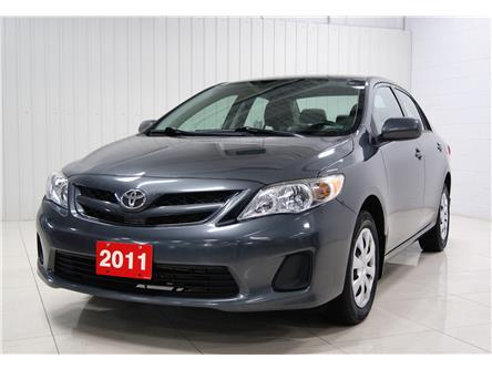 2011 Toyota Corolla CE (Stk: A20185A) in Sault Ste. Marie - Image 1 of 15
