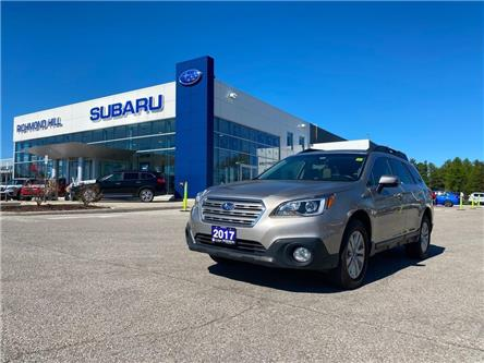 2017 Subaru Outback 3.6R Premier Technology Package (Stk: P03882) in RICHMOND HILL - Image 1 of 17