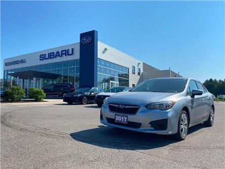 2017 Subaru Impreza Convenience (Stk: P03934) in RICHMOND HILL - Image 1 of 11