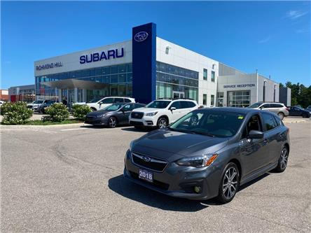 2018 Subaru Impreza Touring (Stk: TP03935) in RICHMOND HILL - Image 1 of 15