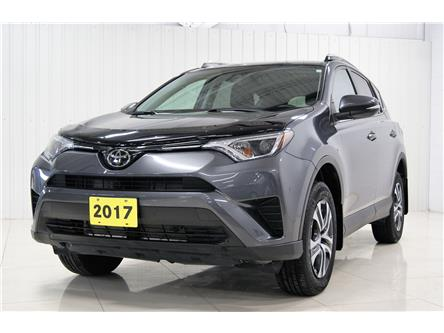 2017 Toyota RAV4 LE (Stk: P5992) in Sault Ste. Marie - Image 1 of 17
