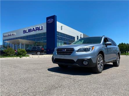 2017 Subaru Outback 3.6R Touring (Stk: T34505) in RICHMOND HILL - Image 1 of 15