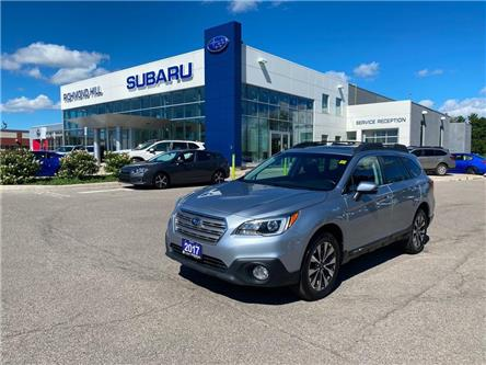 2017 Subaru Outback 3.6R Limited (Stk: LP0417) in RICHMOND HILL - Image 1 of 14