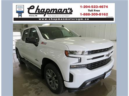 2020 Chevrolet Silverado 1500 RST (Stk: 20-146) in KILLARNEY - Image 1 of 38