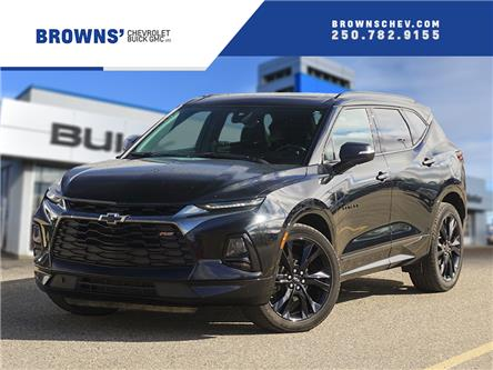 2019 Chevrolet Blazer RS (Stk: T20-1470A) in Dawson Creek - Image 1 of 15