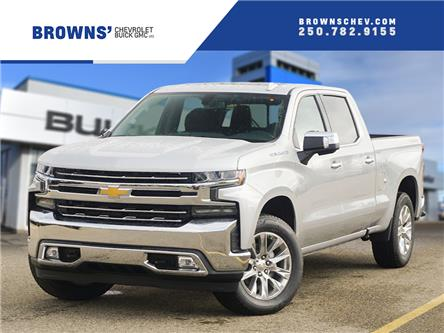 2020 Chevrolet Silverado 1500 LTZ (Stk: T20-1511) in Dawson Creek - Image 1 of 16