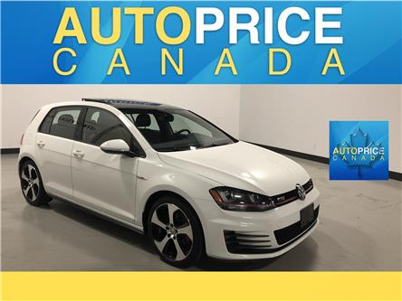 2016 Volkswagen Golf GTI 5-Door Autobahn (Stk: H2077) in Mississauga - Image 1 of 27
