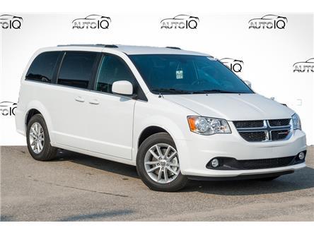 2020 Dodge Grand Caravan Premium Plus (Stk: 34419) in Barrie - Image 1 of 29