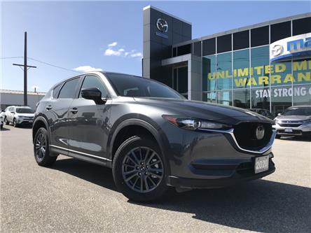 2020 Mazda CX-5 GS (Stk: NM3357) in Chatham - Image 1 of 22