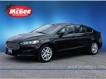 2015 Ford Fusion SE (Stk: 20294B) in Peterborough - Image 1 of 18