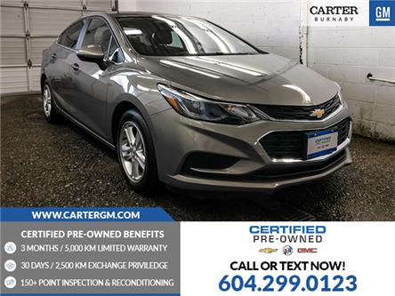 2018 Chevrolet Cruze LT Auto (Stk: P9-55891) in Burnaby - Image 1 of 24