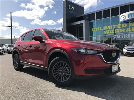 2020 Mazda CX-5 GS (Stk: NM3352) in Chatham - Image 1 of 23