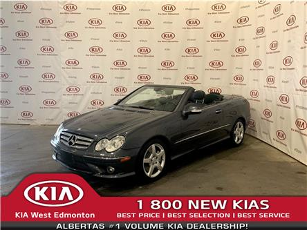 2008 Mercedes-Benz CLK-Class Base (Stk: 7597) in Edmonton - Image 1 of 33