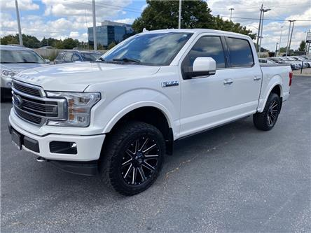 2018 Ford F-150 Limited (Stk: ML4743) in Oakville - Image 1 of 25