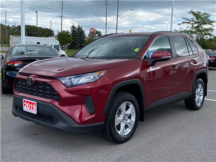 2019 Toyota RAV4 LE (Stk: W5147) in Cobourg - Image 1 of 24