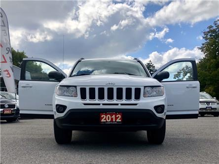 2012 Jeep Compass Sport/North (Stk: 20-056) in Ajax - Image 1 of 16