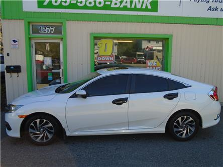 2017 Honda Civic EX (Stk: ) in Sudbury - Image 1 of 6