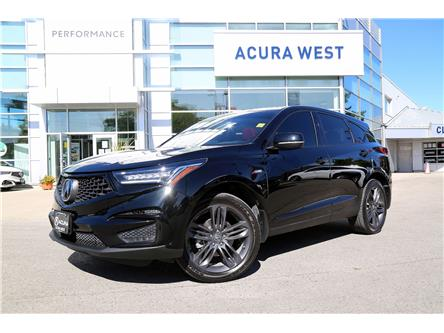 2020 Acura RDX A-Spec (Stk: 7297A) in London - Image 1 of 23