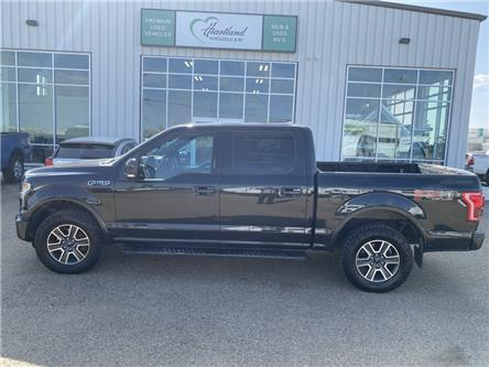 2015 Ford F-150 Lariat (Stk: HW995) in Fort Saskatchewan - Image 1 of 33