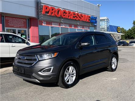 2017 Ford Edge SEL (Stk: HBB76684) in Sarnia - Image 1 of 26