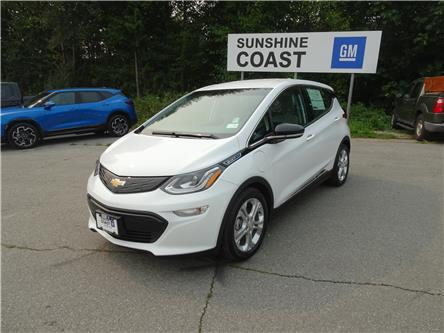 2020 Chevrolet Bolt EV LT (Stk: EL124879) in Sechelt - Image 1 of 15